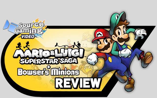 Mario Luigi Superstar Saga Bowser S Minions Review Source